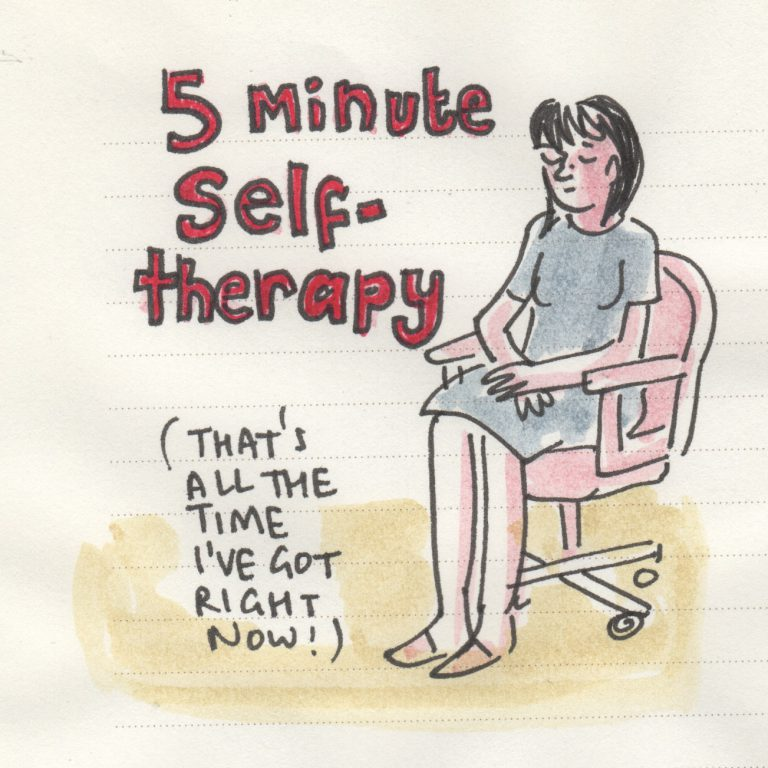 Five Minute Self Therapy