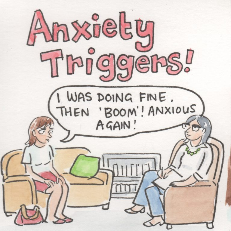 Anxiety Triggers