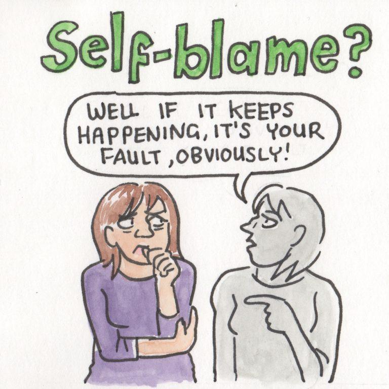 Self Blame