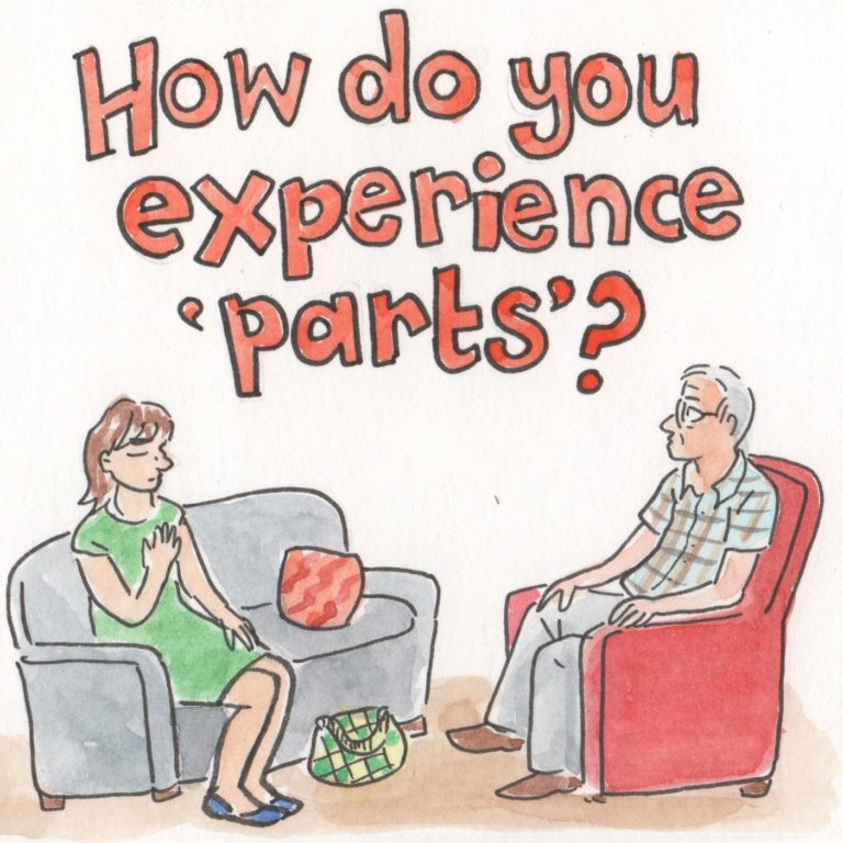 How Do You Experience Parts