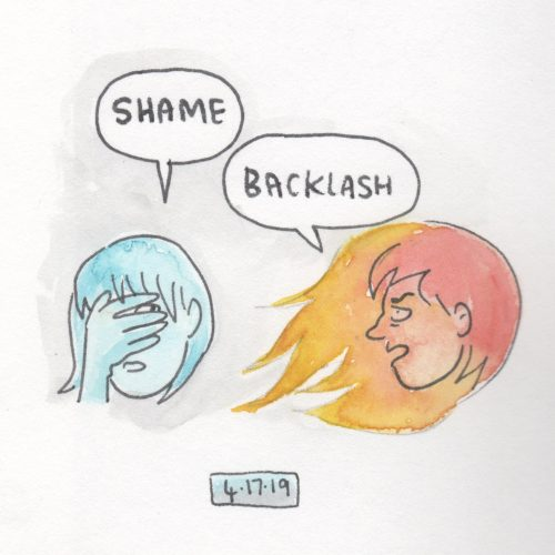 Shame Backlash